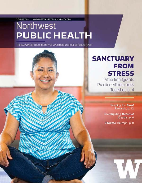 Northwest Public Health Fall 2018 cover