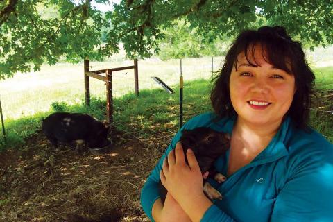 Beth Mizushima (SPH '10), Deputy Director, Grays Harbor Public Health & Social Services.